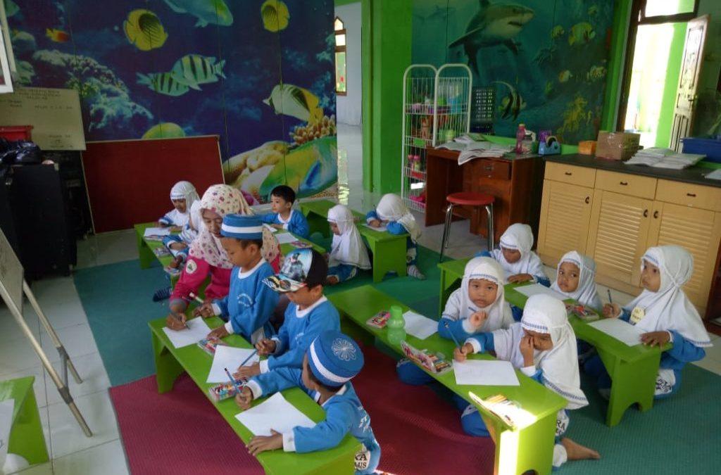 Pengembangan Literasi Anak dalam Keluarga #1